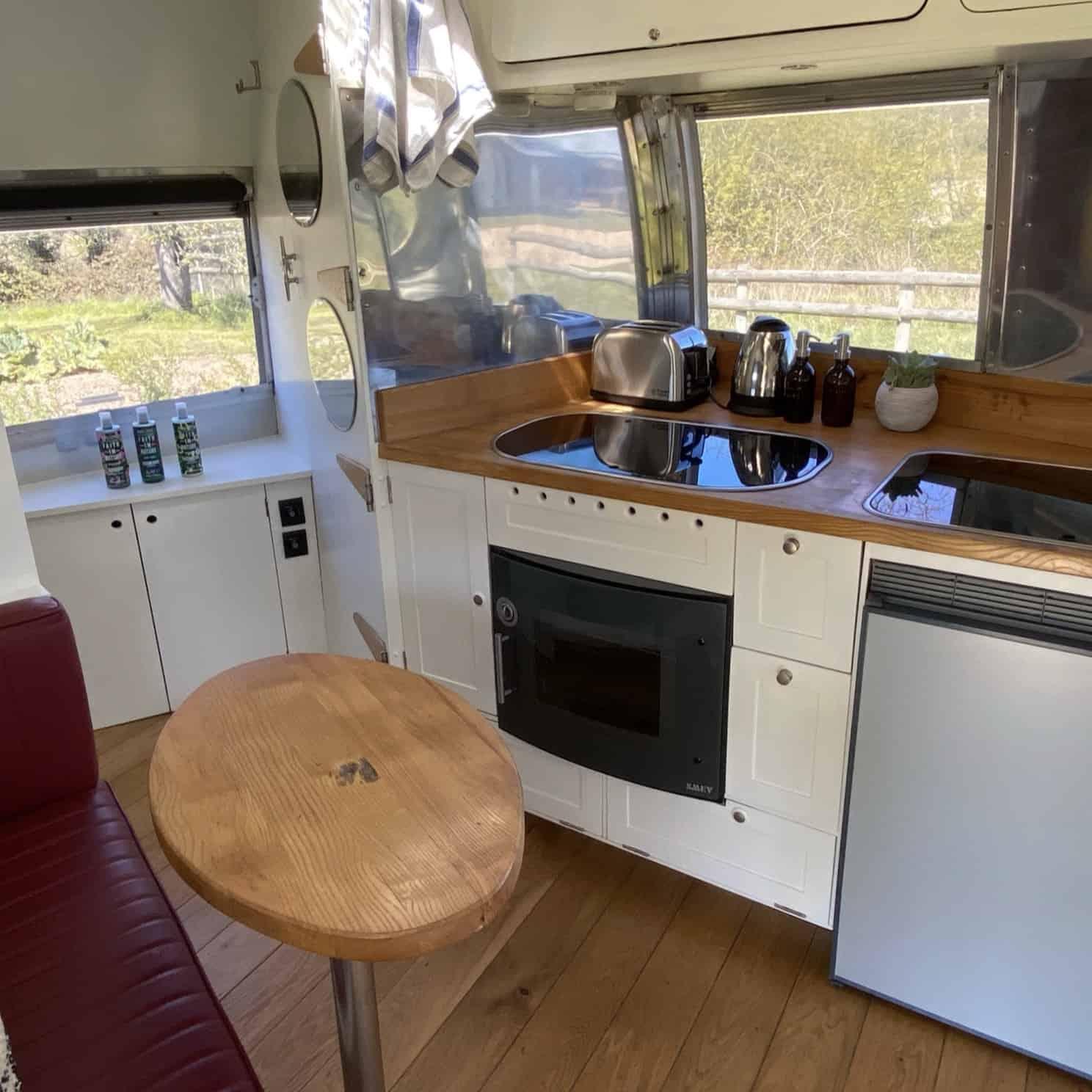 airstream kitchen